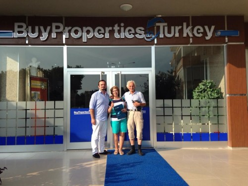 Takk for Buy Properties in Turkey