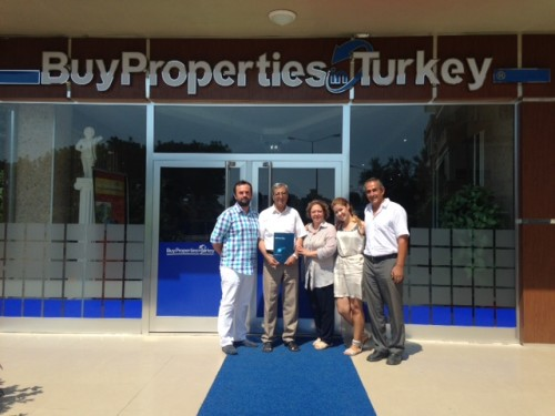 We are very pleased with Buy Properties in Turkey!