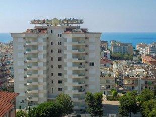 آپارتمان لوکس وجذاب بادید دریا درکلئوپاترای ا