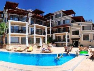 کاس/کالکان فروش آپارتمان با منظره زیبا در کیسلا