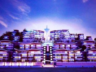 فروش آپارتمانهای لوکس ومدرن باورنکردنی در آلانیا