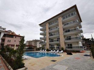 آپارتمانهای لوکس درمقابل دریا درمنطقه کستل از آلانیا