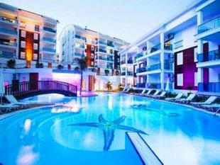 سیده فروش آپارتمان در سیده ، مجاور استخرهای بزرگ و آبشارهای کوچک