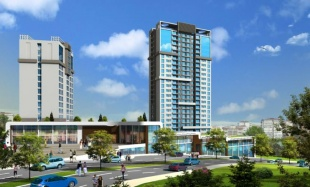 استانبول آپارتمانهای خشن وسلطه جو در اسن یورد استانبول