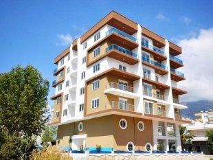 آپارتمان در محمودلار، آلانیا: جمع و جور و راحت