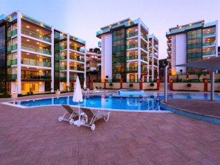 پیش فروش آپارتمان های در حال ساخت  درآلانیا