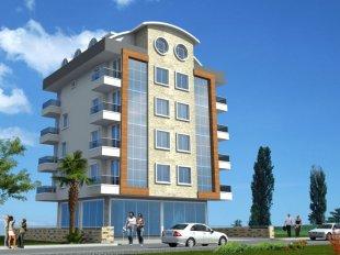 آپارتمان در آلانیا - سرمایه گذاری اینده
