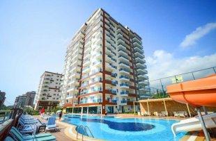 پیش فروش آپارتمان های در حال ساخت  در محمودلار از آلانیا